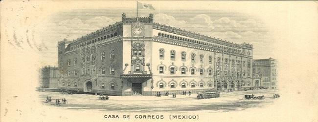 palacio de correos mexico